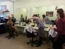 В нашем салоне проводятся курсы повышения квалификации и обучение