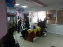 В салоне был проведен семинар WELLA
